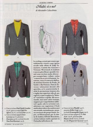 Illustrations for magazines